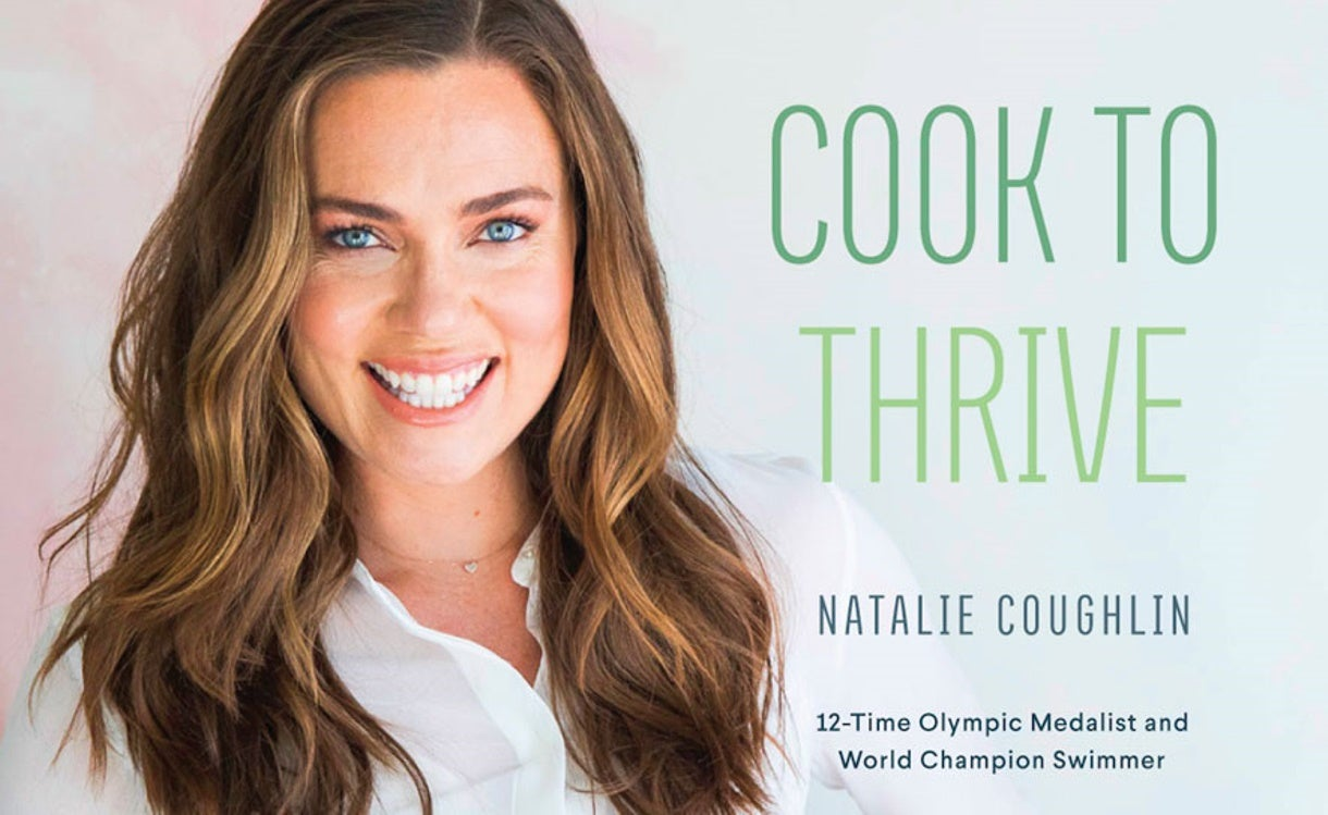 Natalie Coughlin Shares Recipe for Everyday Green Smoothie in New Book