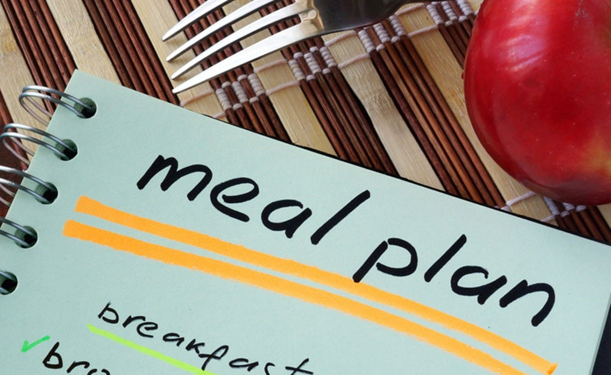 Top Tips for Meal Planning