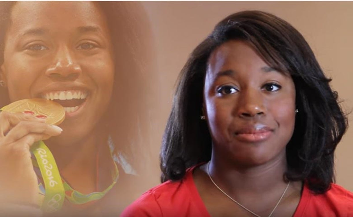 Simone Manuel to Co-Host Deck Pass Live Wednesday with Olympian Ariana Kukors