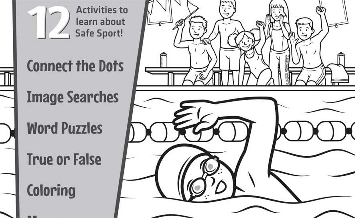 Safe Sport Activity Book