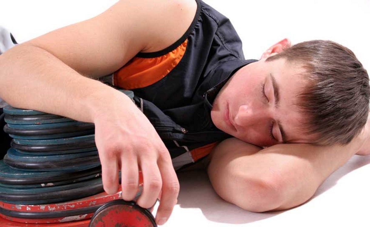 Sleep More and Prevent Injuries