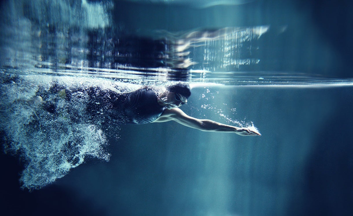 The Best Events to Swim When You're Really Really Out-of-Shape
