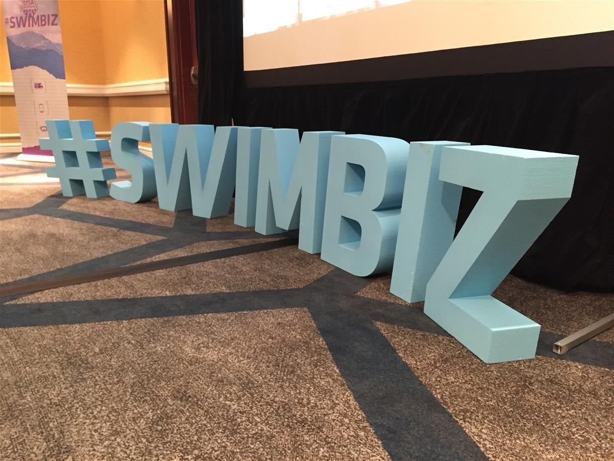 #SwimBiz: Day Two in Social