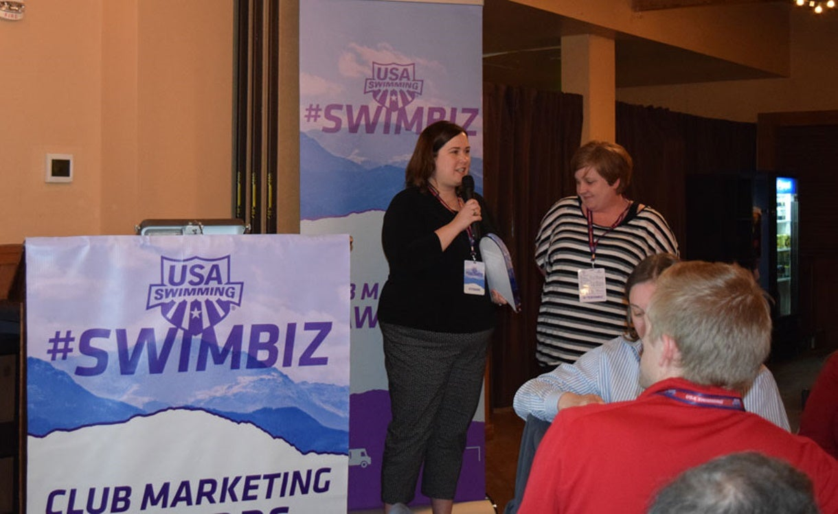 Rockford Marlins Fundraising Efforts Best at 2017 #SwimBiz