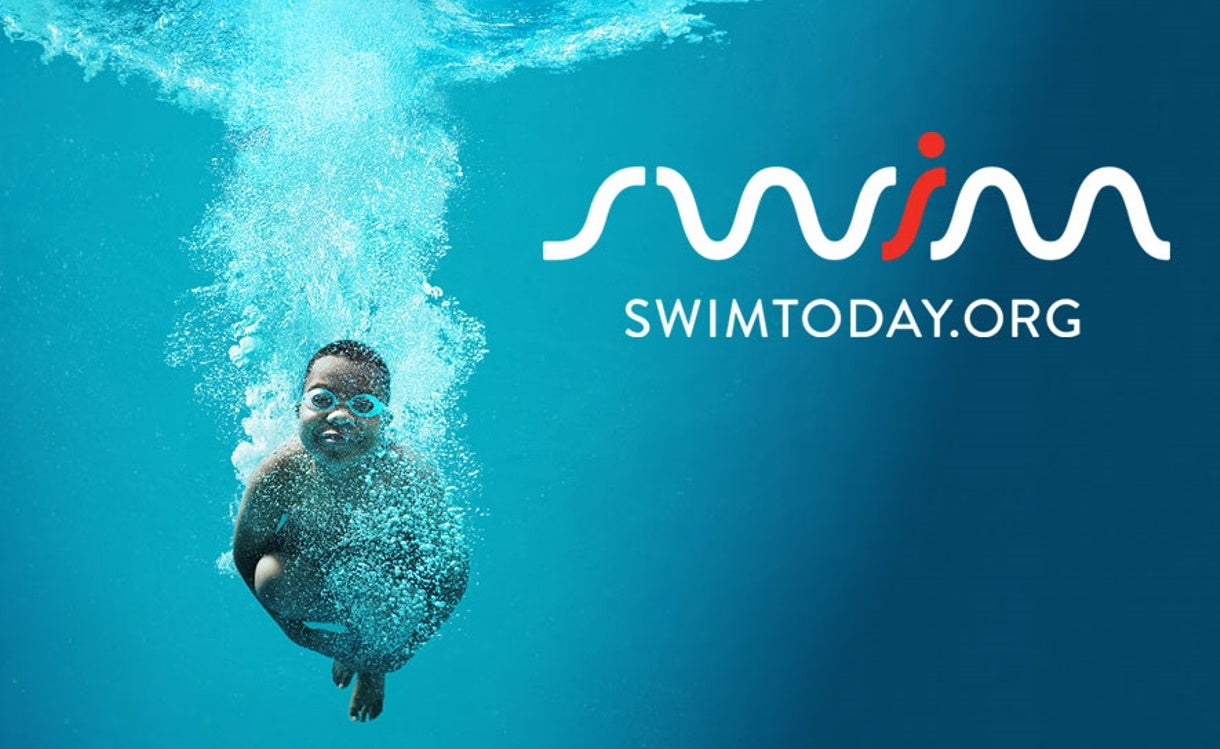 "New SwimToday Campaign Declares Swimming ""The Funnest Sport There Is"""