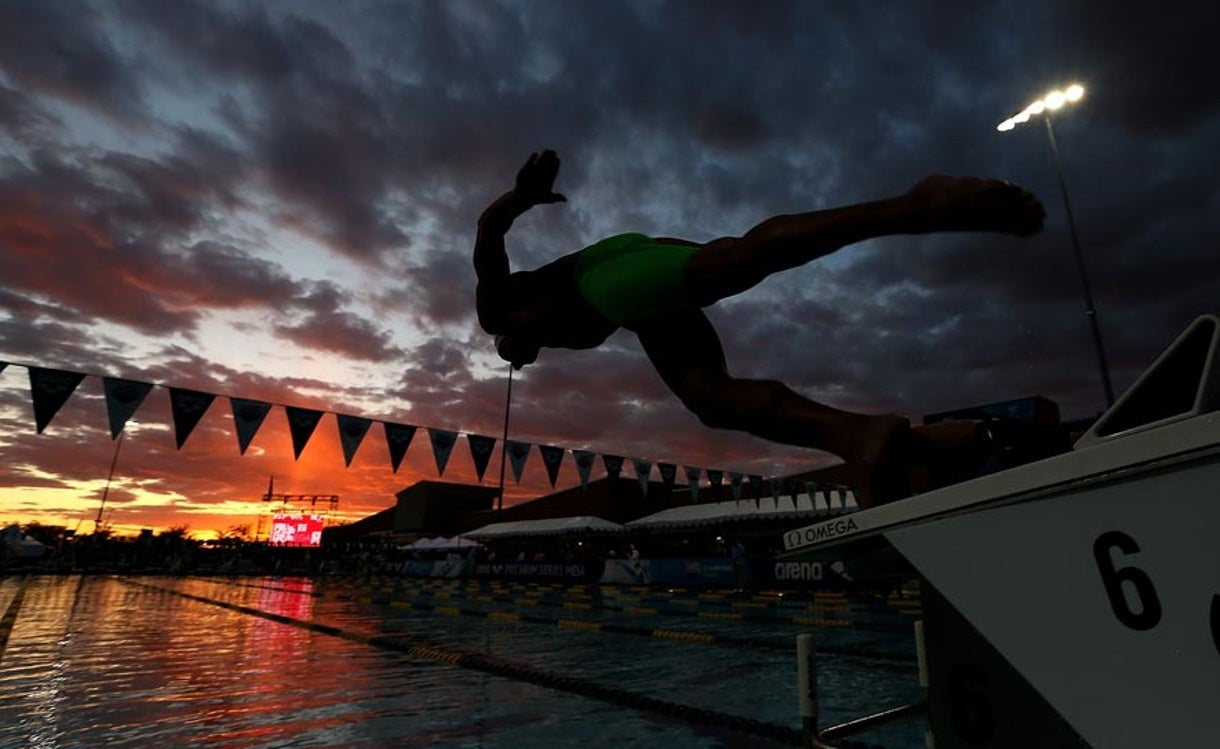 Standout Field Expected for 2018 TYR Pro Swim Series at Mesa